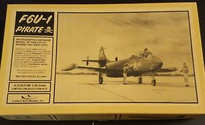1/48 Collect Aire Vought F6U-1 Pirate jet fighter full resin kit VHTF