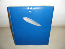 Album mit Zeppelin - Postkarten
