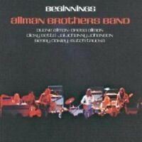 Allman Brothers Band The - Beginnings (NEW CD)