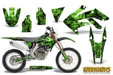 HONDA CRF 250 X CRF250X 2004-2016 GRAPHICS KIT DECALS CREATORX INFERNO G