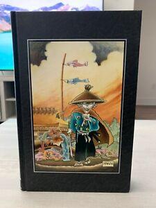 Usagi Yojimbo Saga Volume 7 - limited edition HC **Signed and Sketch** #AP/1500