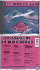 CD--NM-SEALED-DEUTSCHE INTERPRETEN COMPILATION -- DU KNALLST IN MEIN LEBEN
