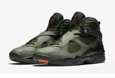 Nike Men Green Jordan 8 's for Sale