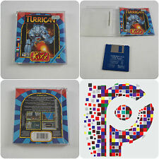 Turrican A Kixx Game for the Commodore Amiga Computer tested & working