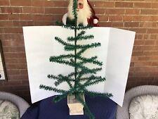 Vintage Feather Christmas Tree 37� Tall