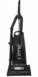 CIRRUS Performance Bagged Upright C-CR69A BLACK