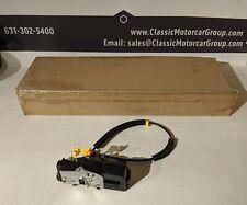 GM 2007 – 2009 Chevrolet GMC Rear Door Lock Actuator Motor Part # 20783857