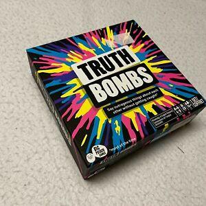 Big Potato Games Presents Dan Phils Truth Bombs Board Game