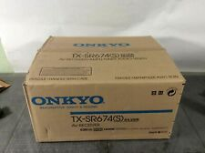 Onkyo TX-SR674 (S) AV Receiver HDMI