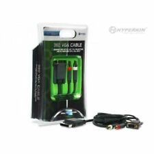 Câbles et adaptateurs pour console de jeux vidéo Microsoft Xbox 360 VGA