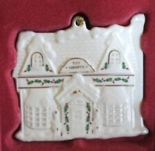 Lenox Holiday Christmas Village Toy Shoppe Ornament New in box