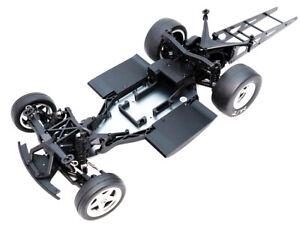 LOSI 22S Drag Car Side Wing Air Dams No Prep Drag Racing Airfoil Downforce TLR
