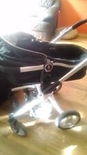 Graco Symbio B 3 In 1 Pram / Pushchair Travel System - Urban Black