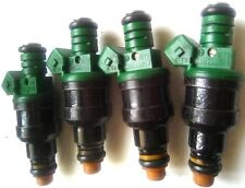 4x FORD SIERRA ESCORT RS COSWORTH 2.0T YB GREEN 803 FUEL INJECTORS 0280150803