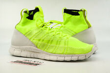 NIKE HTM SUPERFLY MERCURIAL USED SIZE 11.5 HTM VOLT WHITE 689466 711