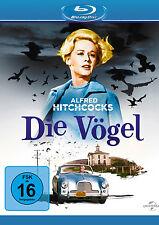 Blu-ray * DIE VÖGEL | ALFRED HITCHCOCK # NEU OVP +