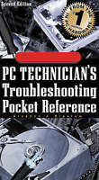 PC Technician's Troubleshooting Pocket Reference by Bigelow, Stephen J. (Paperba