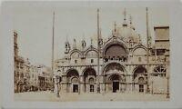 Carlo Ponti Chiamato Venezia Italia CDV Foto Vintage Albumina c1860-5