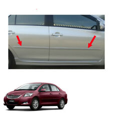 For Toyota Vios Yaris Belta 07 08 - 13 Body Cladding Side Molding Guard Painted