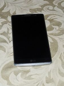 LG G Stylo with purple case