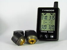 TyreDog TD1300 TPMS Tyre Pressure Monitor System + 4 Wireless Sensors Free Shipp
