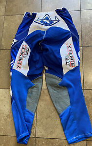 Signed David Vuillemin 2006 Jeremy McGrath Invitational Motocross Worn Pants