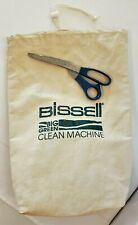 BISSELL BIG GREEN MACHINE 1671 1672 ACCESSORIES ATTACHMENTS TOOLS CANVAS BAG