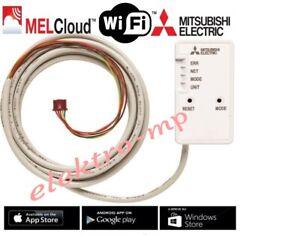 Mitsubishi-Klimaanlage-APP IOS Android Handy Steuerung-MELCloud-WiFi-MAC-567IF-E