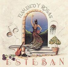 Flamenco Y Rosas by Esteban