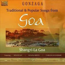 Traditional & Popular Songs from Goa, New Music