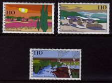 Germany 1997 Landscapes (5th series) SG 2806-2808 MNH