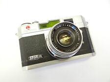 Vintage Usato Rotto Petri Orikkor 1:2.8 F=4.5cm Obiettivo 35mm Fotocamera Per