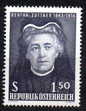 Austria - 1965 Bertha von Suttner Mi. 1199 MNH