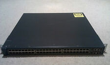Cisco Catalyst 3550 48 port switch with 2 * 1000BASE-SX GBIC