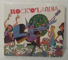 ROCKOLANDIA CD / Obra Musical Infantil de 2 Cuentos / VINTAGE 80's Puerto Rico