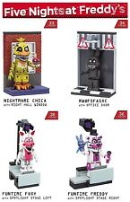 McFarlane Toys Five Nights At Freddy's Series#2 Micro Construction Set of 4