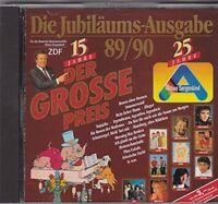 Der grosse Preis 89/90-Jubiläumsausgabe 25 Jahre Roy Black, Hanne Haller,.. [CD]
