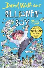Billionen-Boy von David Walliams (24.07.2018, Hardcover)