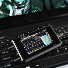 DSO203 Mini Portable Nano V2 Pocket Digital Oscilloscope Aluminium Case