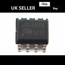 NUOVO Alpha & OMEGA AO aon4407a ao4407a 4407a 30V P-Channel preamplificatore MOSFET allo Chip IC