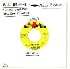 THE JELLY BEANS.BABY BE MINE / THE KIND OF BOY YOU CAN'T FORGET.U.S.ORIG N/SOUL
