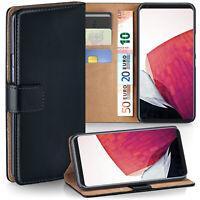 360 Grad Schutz Hülle für LG V30 Etui Klapp Hülle Komplett Schutz Full Book Case