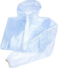HV Polo Regenjacke raincoat Kunststoff transparent XXXS - XL