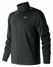 New Balance Men's Energy Track Jacket Black