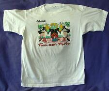 Two-Can Florida Shirt, XL. Shows Two Toucan Birds Having a Party,