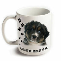 Hund Tasse Becher Hashtag Hunderasse Haustier Kaffee Tee - Mug Coffee
