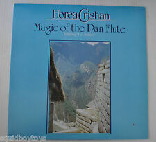 HOREA CRISHAN: Magic of the Pan Flute LP Record