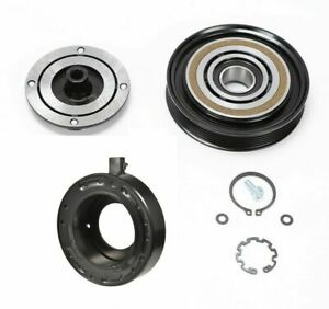 AC Compressor Clutch Kit FITS Acura TL 2004 - 2008 Pulley Bearing Coil Plate