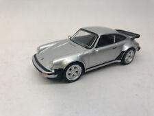 430201 Norev Youngtimers 1:43 Porsche 911 Turbo 3.3L Silver