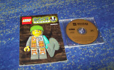 Lego Rock Raiders PC DEUTSCHE VERSION Deutsch mit dickem Handbuch